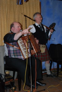 Escena del Burns supper a taradell