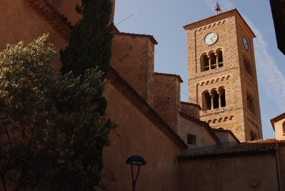 Campanar romànic de Taradell